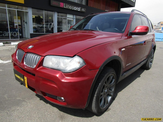 Bmw X3 Full Equipo