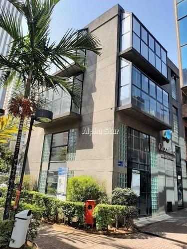 Prédio À Venda, 250 M² Por R$ 2.200.000,00 - Condomínio Centro Comercial Alphaville - Barueri/sp - Pr0122