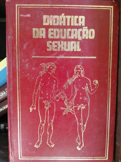 Raul De Polillo Didatica Da Educação Sexual Vol 1 Capa Dura