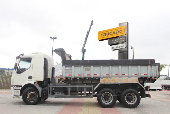 Caminhão Vm 260 6x2 2011 = Volvo Mercedes Volks Vw