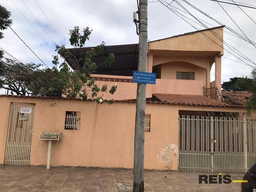 Casa Com 2 Dormitórios À Venda, 251 M² Por R$ 250.000,00 - Vila Helena - Sorocaba/sp - Ca1551