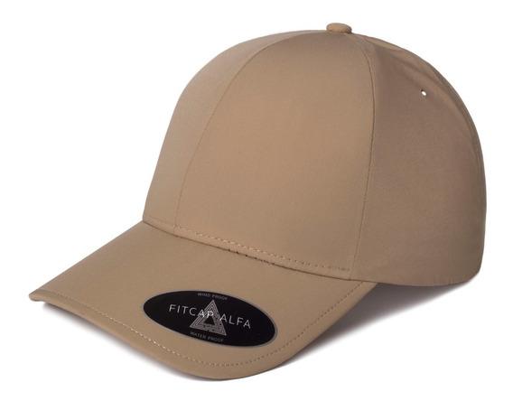 Gorra Fitcap Alfa Calidad Premium 97% Algodón 3% Spandex
