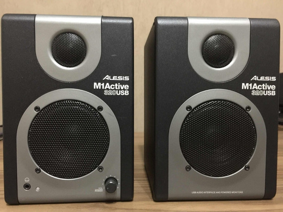 Alessis M1 Active 320 Usb