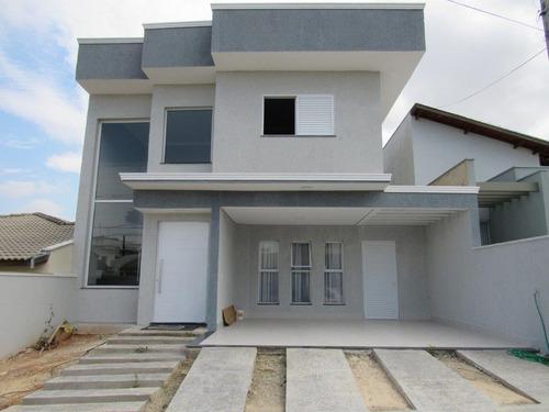 Casa De Condomínio À Venda, 4 Quartos, 2 Suítes, 4 Vagas, Condomínio Costa Das Areias - Salto/sp - 10659