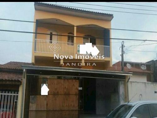 Imagem 1 de 12 de Vende-se Casa Em  Sorocaba Com Salao Comercial - 1067