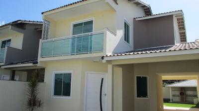 Casa Duplex Em Itaipuaçu Com 3 Quartos E Churrasqueira - 2