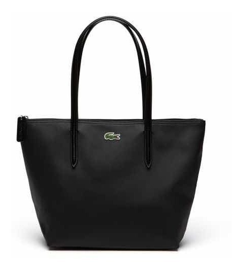 Bolsa Lacoste L.12.12 Shopper Bag Black Nf2037px Original