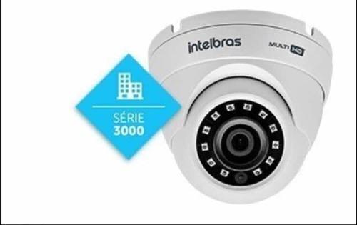 Camera 20 Mt 2.8mm Multi Hd Vhd3220d Ir 2 Mp Full Hd G4 Dome