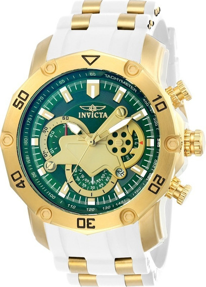 Relógio Invicta Pro Diver 23422 - Ouro 18k Frete Grátis.