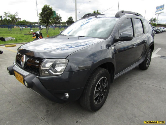 Renault Duster Dinamique Full Equipo