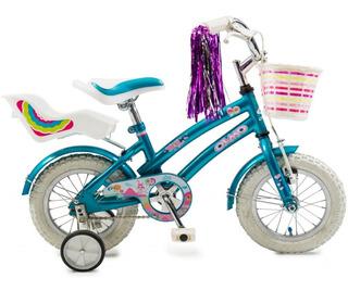 Bicicleta Infantil Rod 12 Nena Olmo Tiny Pets - Star Cicles