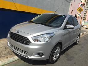 Ford Ka 2017 1.0 Se Prata Sem Detalhes Ñ E Locadora Winikar