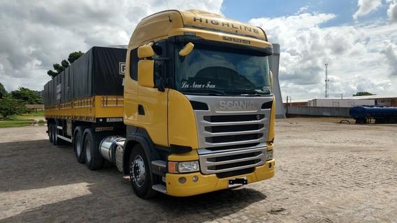 Scania Rh 440 6x2 2014 - Já Engatada