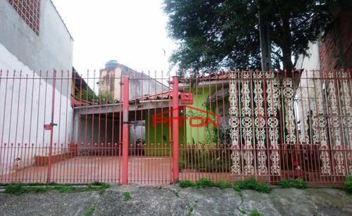 Imagem 1 de 8 de Casa Residencial À Venda, Jardim Matarazzo, São Paulo. - Ca0536
