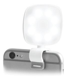 Mini Clip De Brillo 3 Niveles Para Smartphone Desmotable