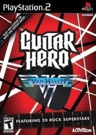 Guitar Hero Van Halen Ps2 Usado Meses