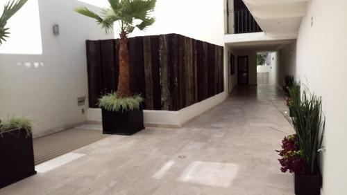 Cuajimalpa, Moderno Loft Con Roof Garden Y Asador, A Unos Pasos De Santa Fe