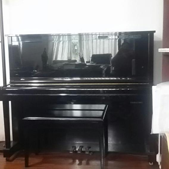 Piano Vertical Yamaha Disclavier Toca Sólo Electronic