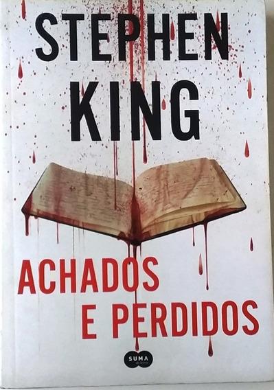Livro Achados E Perdidos - Stephen King - Barato