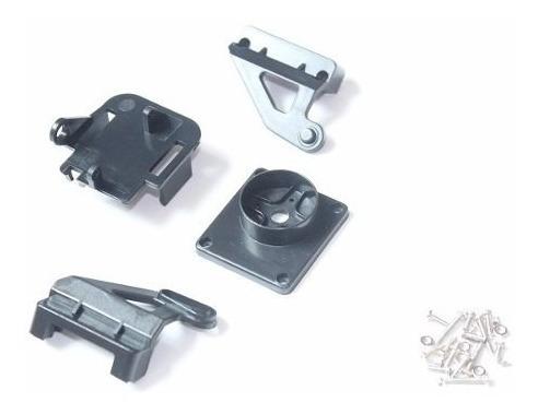 2 X Pan Tilt Fpv Câmera Sem Servo Motor. Só Rj.sp.mg.es.df