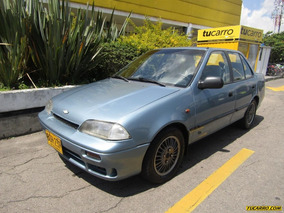 Chevrolet Swift 1.6 Mt 1600cc Pc