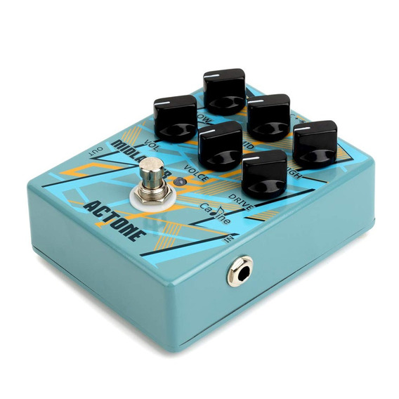 Caline Cp-56 Guitarra Eltrica Overdrive Distor??o Pedal