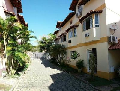 Casa Em Pendotiba, Niterói/rj De 174m² 5 Quartos À Venda Por R$ 550.000,00 - Ca214942