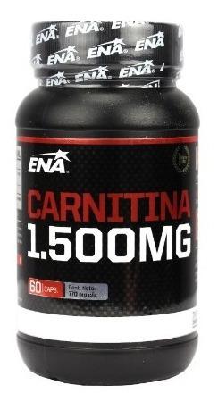 Carnitina 1500 Mg  Ena