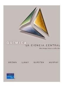 Imagen 1 de 1 de Química La Ciencia Central Brown  12 Ed Ed Peardon