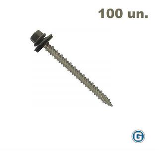 Tornillo Autoperforante Techo 14 X 2 Pta Aguja X 100 Gramabi
