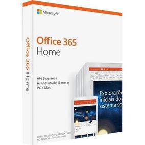 Microsoft Office 365 6 Usuários