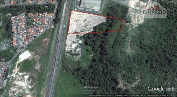 Área Industrial À Venda, Rod. Anhanguera, Limeira. - Ar0049
