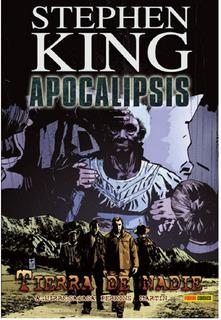 Panini Mx - Apocalipsis De Stephen King Comic Tomo 5 (de 6)