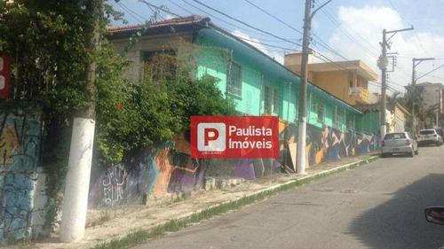 Imagem 1 de 4 de Terreno À Venda, 780 M² Por R$ 4.700.000 - Vila Monumento Dom Pedro I - Com Renda 17000/mês- São Paulo/sp - Te0538