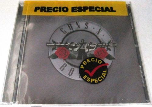 Guns'n' Roses - Greatest Hits Nuevo Cerrado Cd