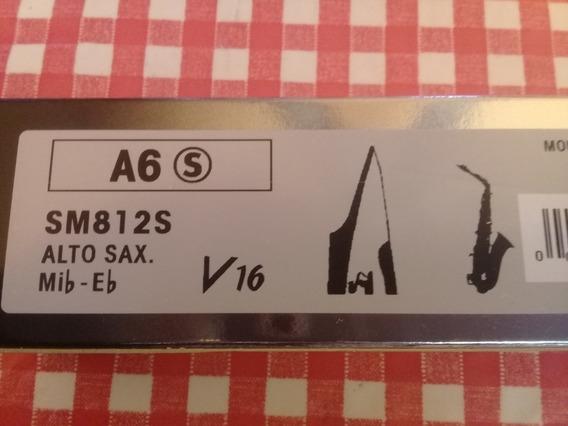 Vandoren SM812M Boquilla para saxofón alto