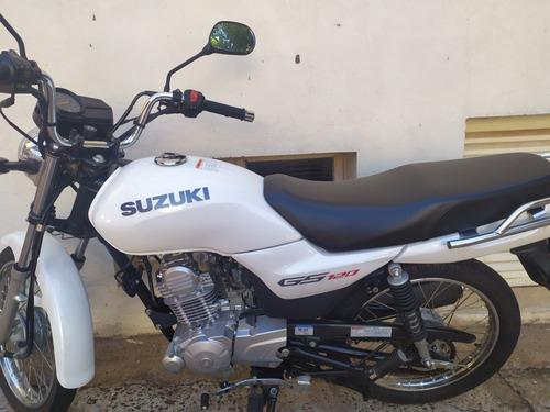 Imagem 1 de 3 de Suzuki Gs-120