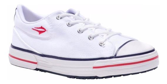 Zapatillas Topper Lona Nova Low Mujer 83300 Talles 35 Al 45