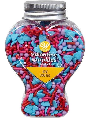 Wilton - Sprinkles - Surtido Especial San Valentin Juvenil -