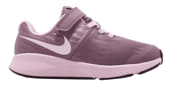 Zapatillas De Niña Nike Star Runner Original Tallas 28 Al 35