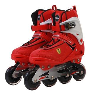 Rollers Fitness Ferrari Fk25