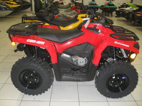 Quadriciclo Can-am Outlander 570 L 2017 Ok