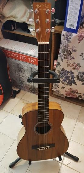 Guitarra Martin & Co Lxk2 Electroacustica Con Como Nueva !!!