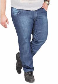 Kit 5 Calças Jeans Masculina Skinny Com Lycra Plus Size