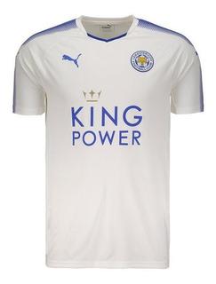 Camisa Puma Leicester Third 2018