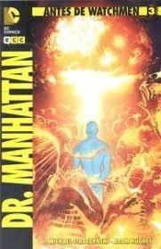 Before Watchmen Antes De Watchmen Dr Manhattan 3