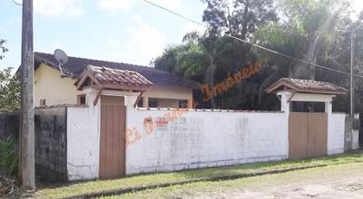 Linda Casa No Retiro Das Caravelas, Em Cananéia/sp