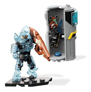 Mega Construx Set De Juego Halo Pack De Poder, Camuflaje A