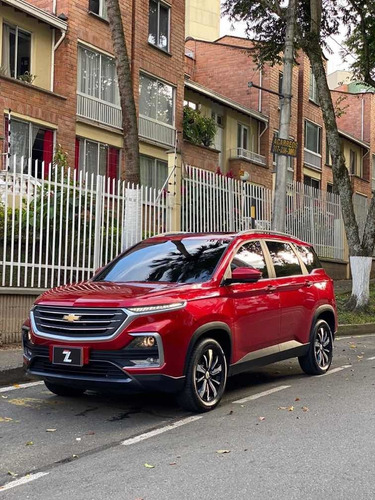 Chevrolet Captiva Premier