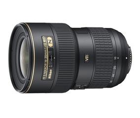Lente Af-s Nikkor 16-35mm F/4g Ed Vr